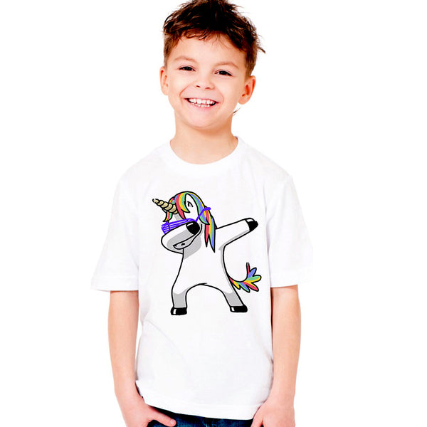 Unicorn Cartoon T-Shirts
