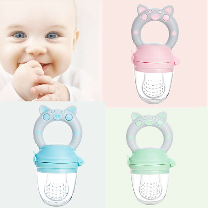 Toodlers Vegetable Fruits Pacifier Tool