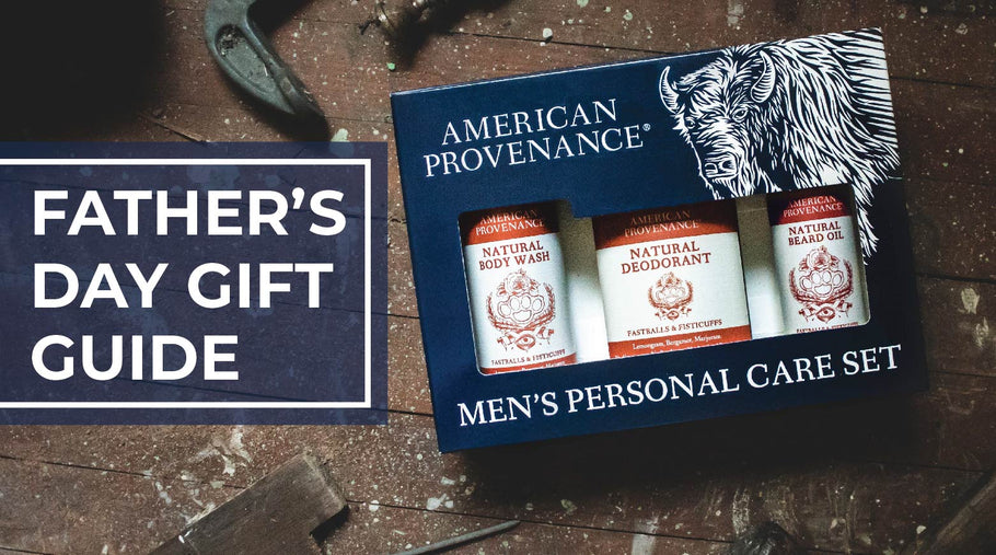 American Provenance Father's Day Gift Guide