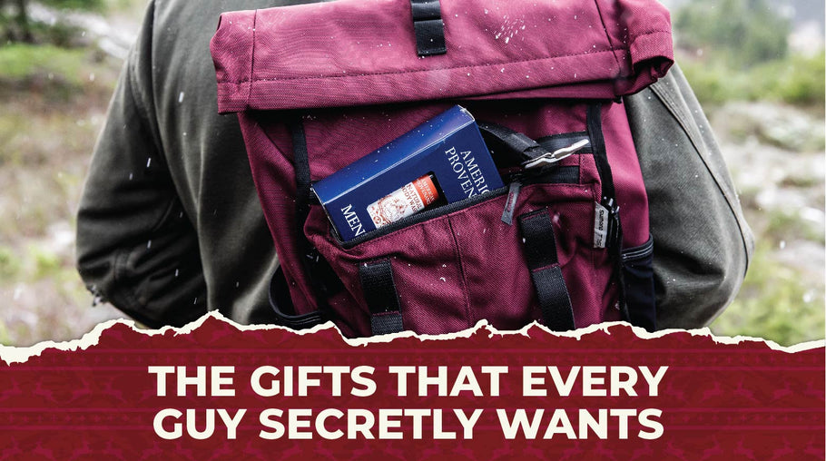 The Gifts That Every Guy Secretly Wants