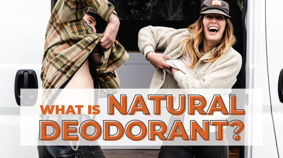What is Natural Deodorant?
