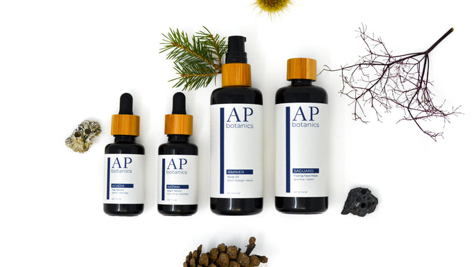 American Provenance Launches Skincare Line-- AP Botanics