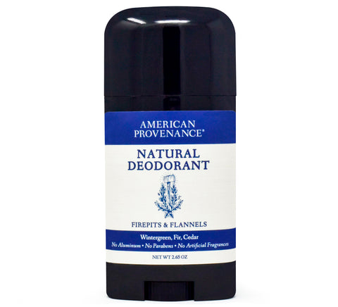 Natural Deodorant Wintergreen Fir Cedar
