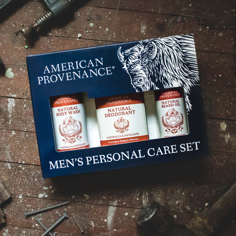 Natural Deodorant Gift Pack American Provenance