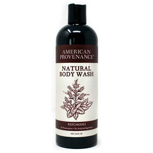 American Provenance Natural Body Wash 16 fl oz Patchouli Scent