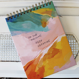 Keep Creating Notebook