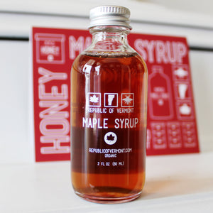 Organic Maple Syrup