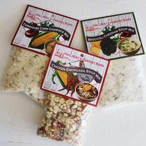 Fall Soup Mixes