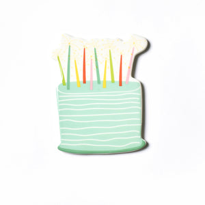Happy Everything Birthday Cake Mini Attachment