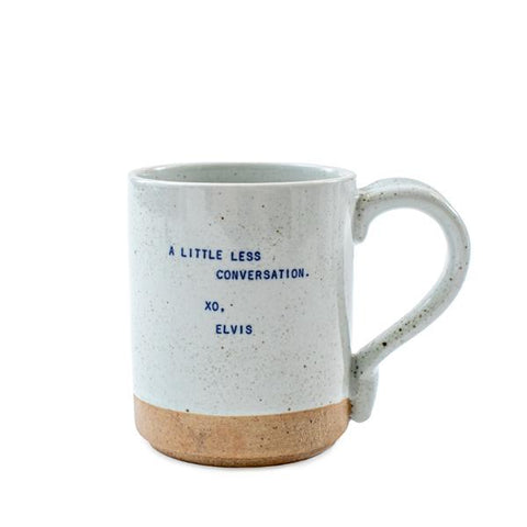 Sugarboo & Co XO Mugs - Elvis