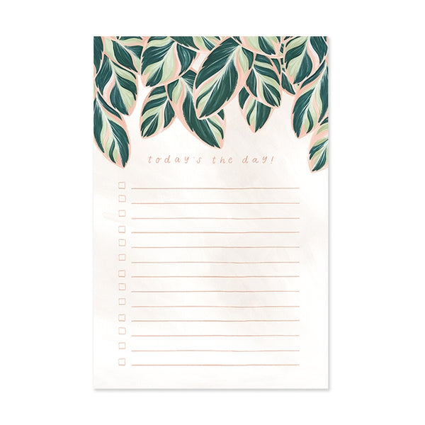 "Highland Falls ""Today's The Day"" Notepad"