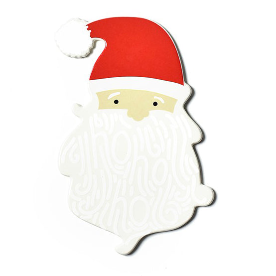 Happy Everything Santa Ho Ho Ho Mini Attachment