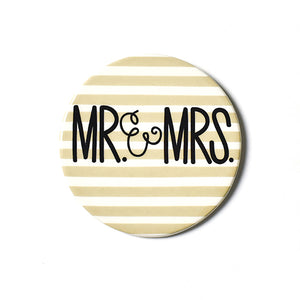 Happy Everything Mr. and Mrs. Mini Attachment