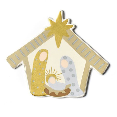 Happy Everything Neutral Nativity Mini Attachment