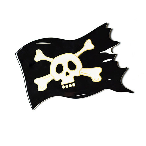Happy Everything Pirate Flag Mini Attachment