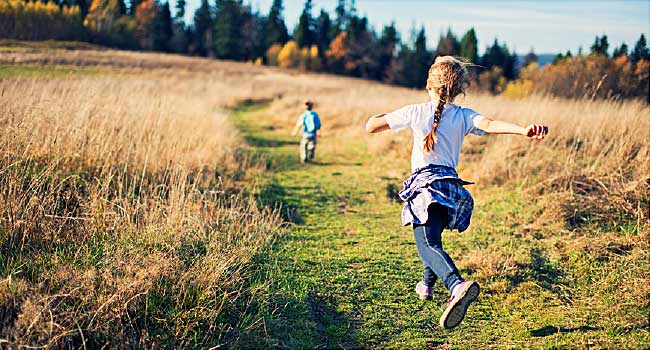 The Power of Play: How Time Outside Helps Kids - An Article By Webmed