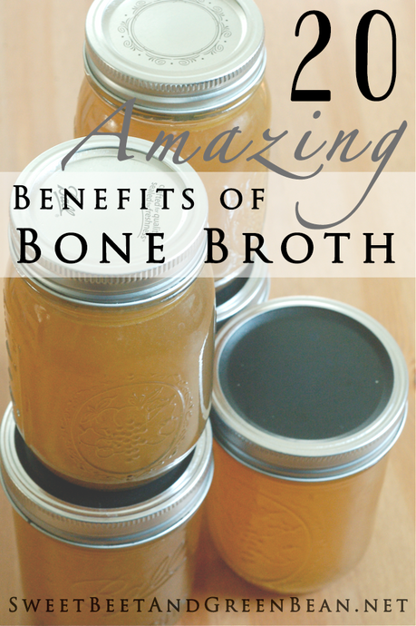 20 Amazing Benefits of Bone Broth from a practitioners experience.