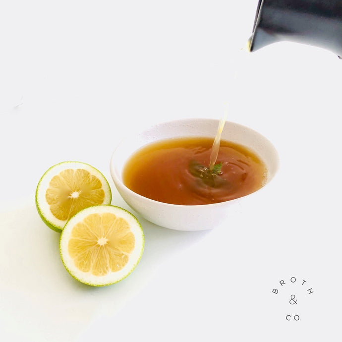 What's Found in Bone Broth?