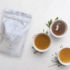 Benefits of Natural Organic Foods like Bone Broth