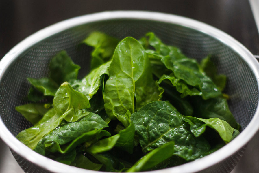 Health benefits and nutritional value of spinach - an article by  Health Line