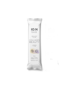 IQ.N  Healthy Glow Collagen Beauty Bar - Fig and Lemon 45g SINGLE BAR