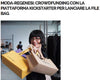 IMPRESA MIA · CROWFUNDING PER LANCIARE LA FILE BAG