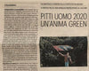QN · PITTI UOMO 2020 UN'ANIMA GREEN