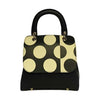 File bag Blue Polka Dot Medium