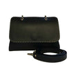 File bag Blue Saddlery Clutch