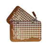 COVER PIED DE POULE COGNAC BIG