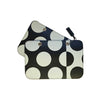 COVER POLKA DOT MIDNIGHT BLUE BIG