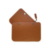 COVER SADDLERY COGNAC BIG