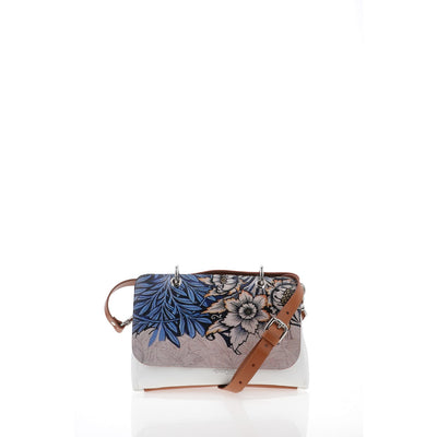 File Bag India Affresco Clutch
