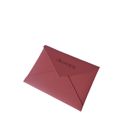 C-RE-ATE CREDIT CARD HOLDER RED