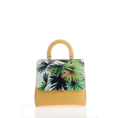 File Bag India Palms Big