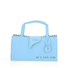 SHORTY FRUIT BAG LIGHT BLUE