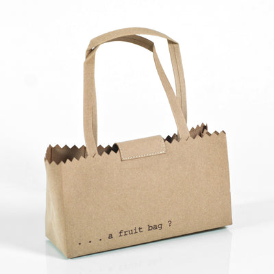 SHORTY FRUIT BAG NATUR