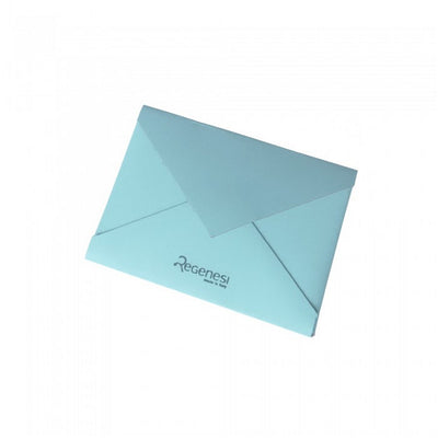 C-RE-ATE CARD HOLDER LIGHT BLUE