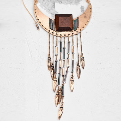 Sadie Statement Necklace