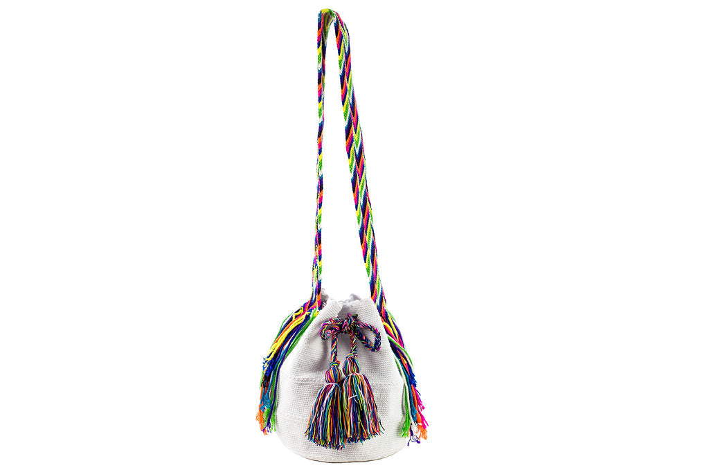 Casuu White Mochila Bag - Sold Out!
