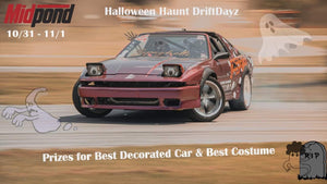 Halloween Haunt DriftDayz Test & Tune - October 31 & November 1