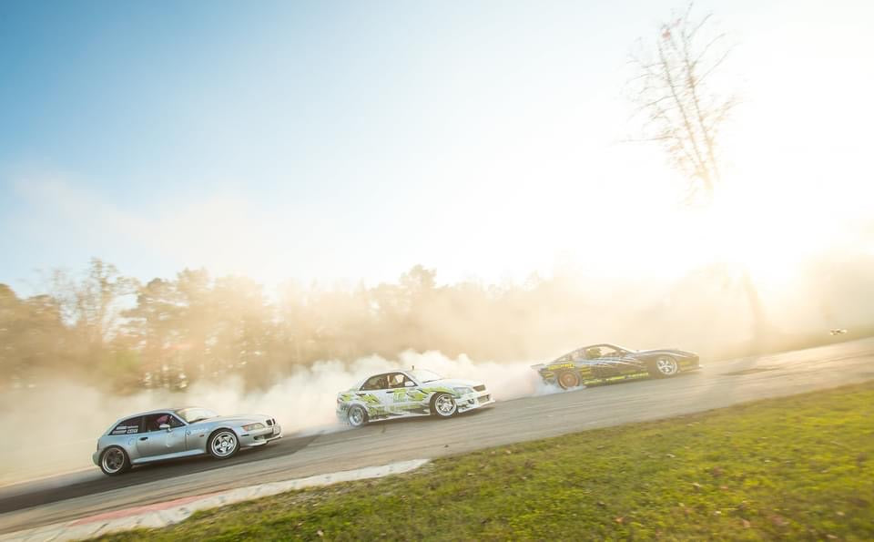 Christmas DriftDayz Test & Tune - December 26 & 27