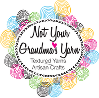 not your grandmas yarn logo