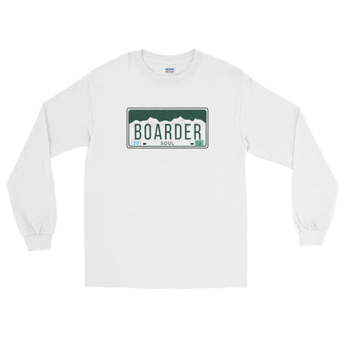 Colorado Plate Long Sleeve T-Shirt