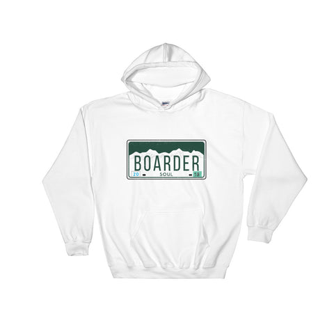 Colorado Plate Hooded Sweatshirt