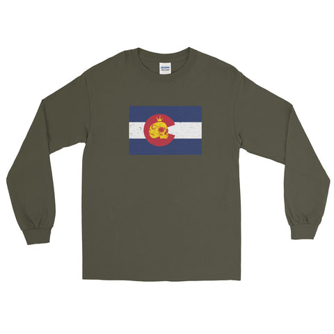 Colorado Boarder Long Sleeve T-Shirt