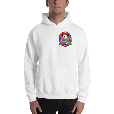 Boarder Cross Hooded Sweatshirt