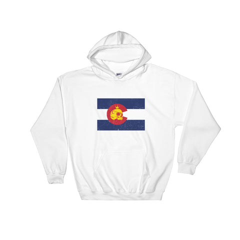Colorado Boarder Hooded Sweatshirt