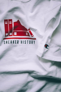 Sneaker History T-Shirt by Champion