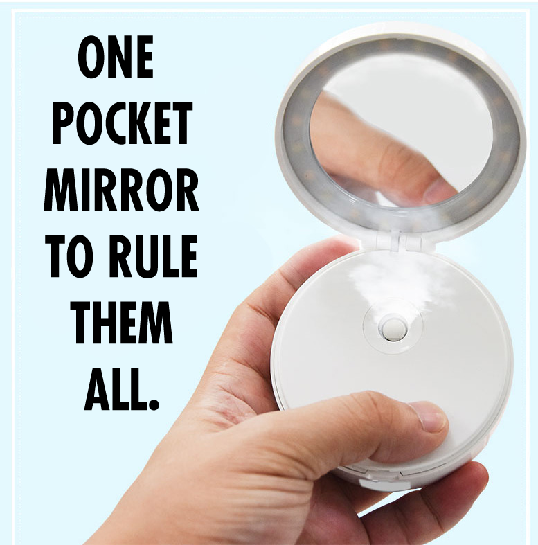 COOKY™ (ORIGINAL) Multifunction Mirror